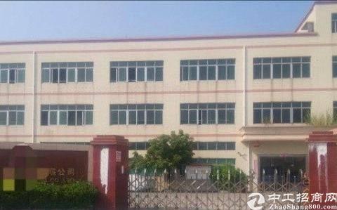 东莞稀缺国有双证独院占地3300平建筑5200平厂房出售