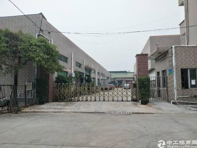 横沥镇独门独院实际面积砖墙到顶厂房出租