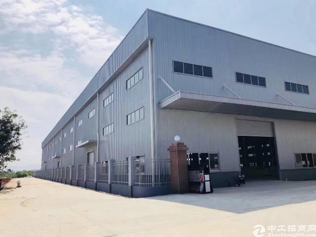 松岗楼岗新出单一层钢结构高度12米