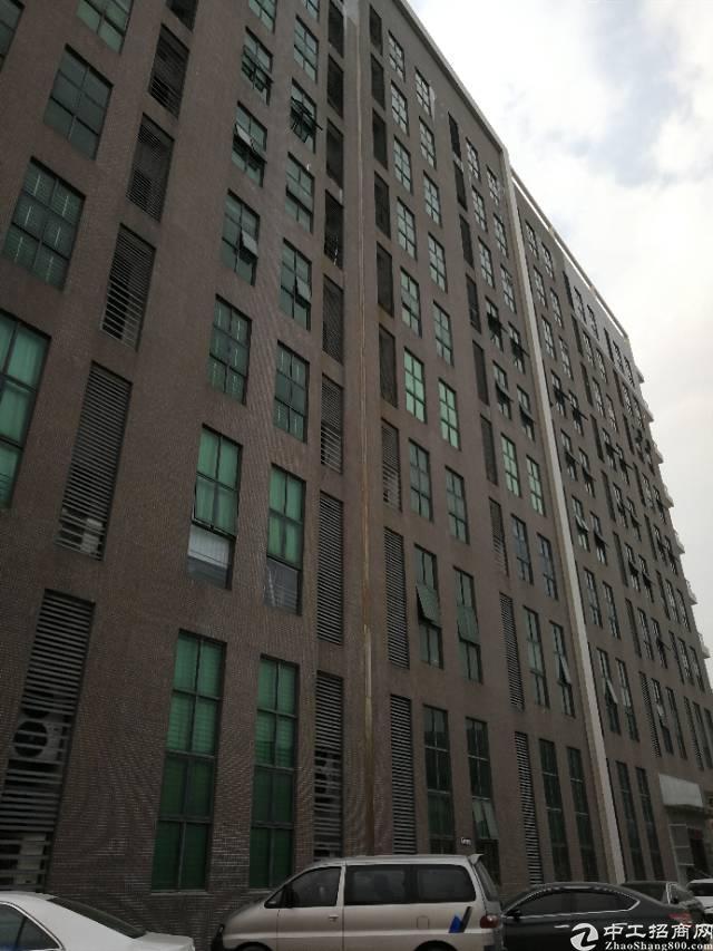 福永地铁站附近上楼1000平方带装修厂房出租