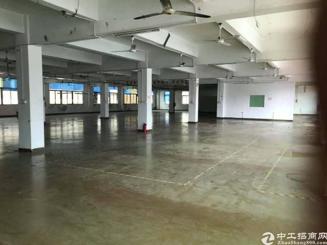 带办公室工业区1200平厂房招租,交通非常便利