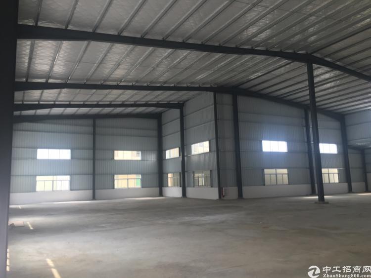 惠州市新出独门独院钢结构厂房出租