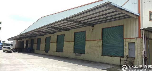 6500平方单一层仓库有消防喷淋有卸货平台