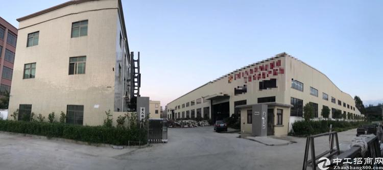 惠阳沙田独院钢构厂房6800平出租-图2