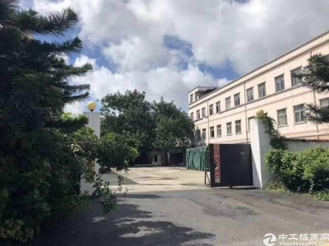 龙岗坪地花园式独院厂房6200平米,可分租