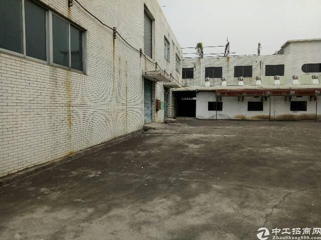 清溪镇独院原房东厂房出租,形象好可以办环评