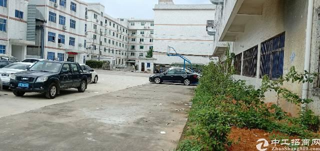 坪山坑梓秀新村委独院厂房5200平米出租,证件齐全