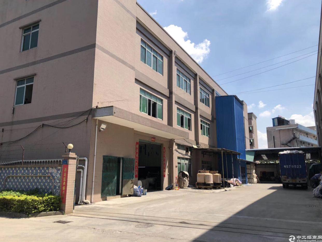 东莞市国有证独院标准厂房出售!-图2