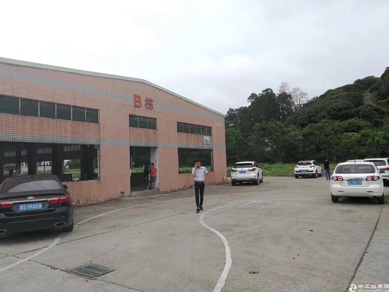 东莞水乡片区47亩国有证厂房出售!