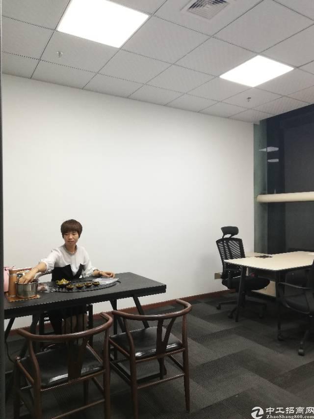 福永地铁口新出20平~50平精装创客 拎包办公