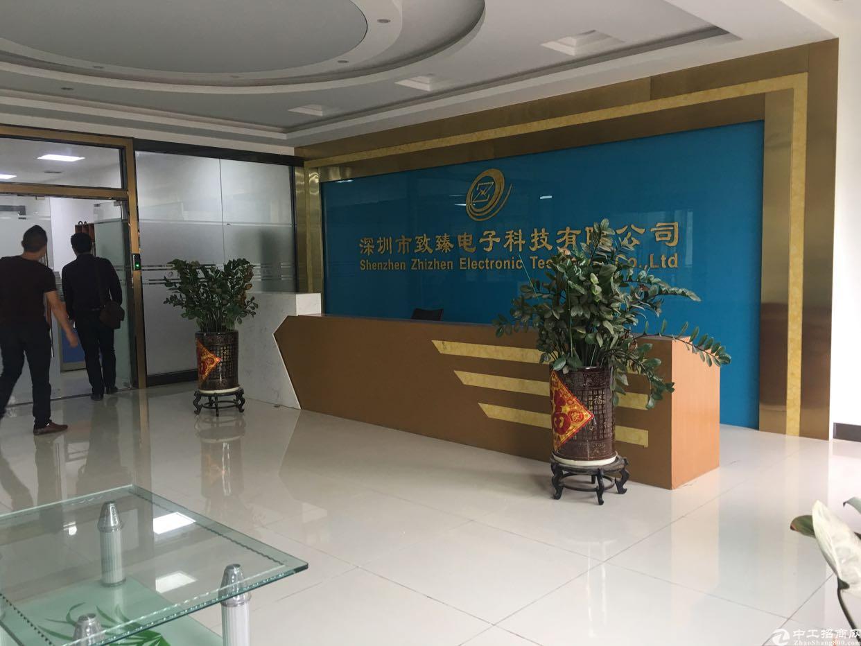 福永镇107国道白石厦边豪装厂房1480平方招租-图4