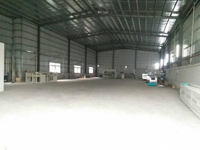 中堂镇全新钢结构厂房出租