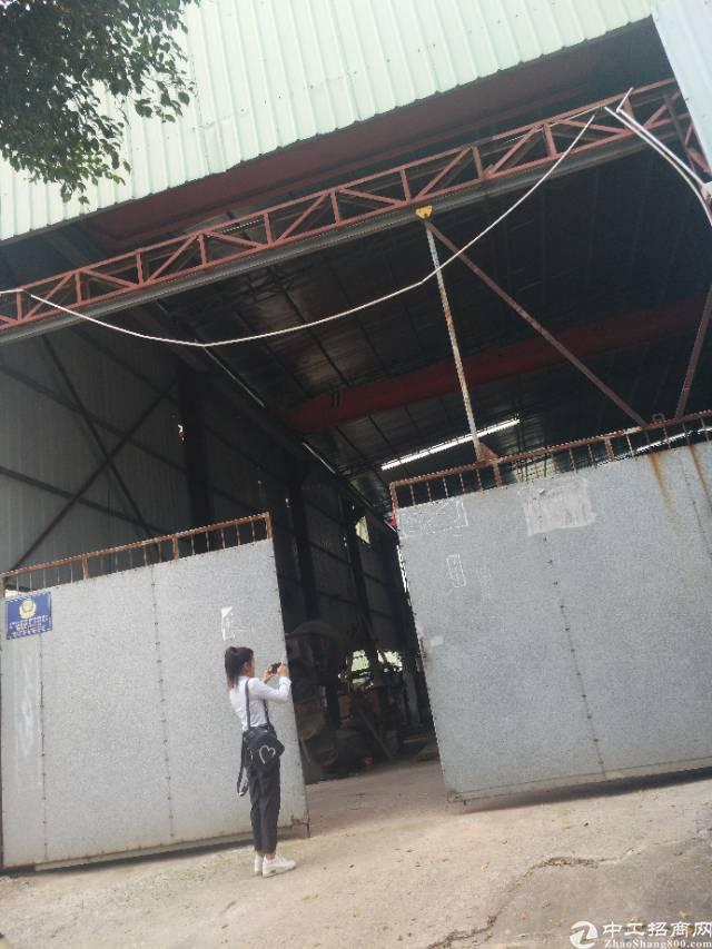 沙井大王山1200平标准14米高钢构厂房招租