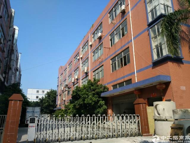福永凤凰国道边独院厂房出租可分租