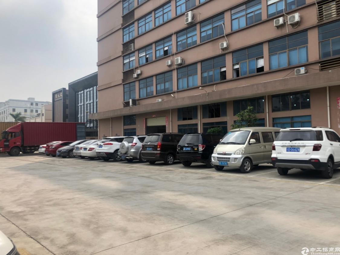 光明圳美原房东1楼6米高1400平