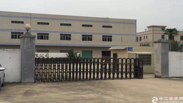 惠州市博罗县龙溪工业区内工业厂房出售