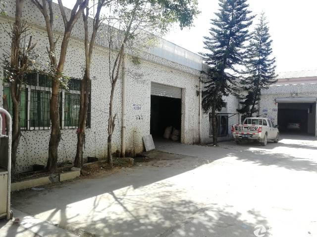 龙岗龙东一楼钢构厂房480平带装修出租