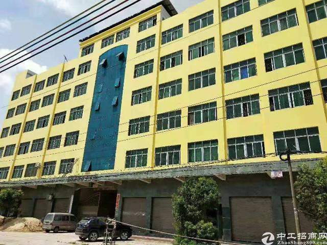 惠州11000平独院标准厂房,可分租