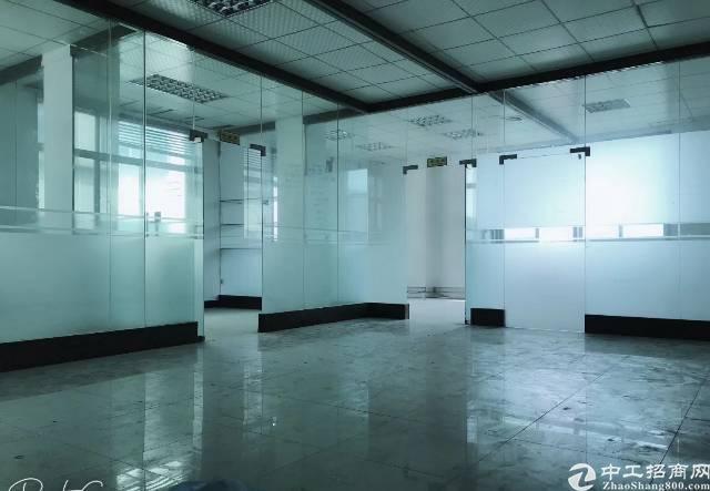 固戍地铁口壹方智谷办公场地200平方适合轻加工