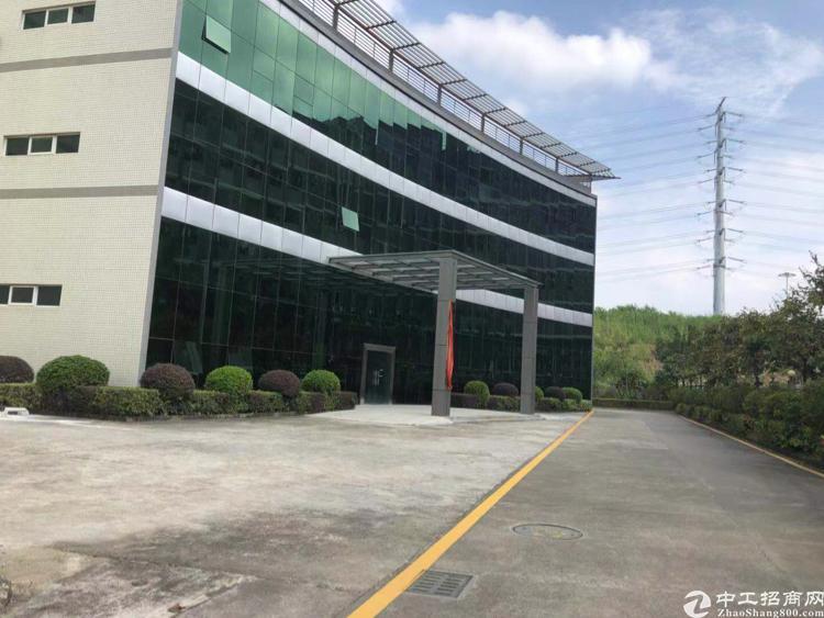 观澜大富整栋办公楼2100平米租金便宜