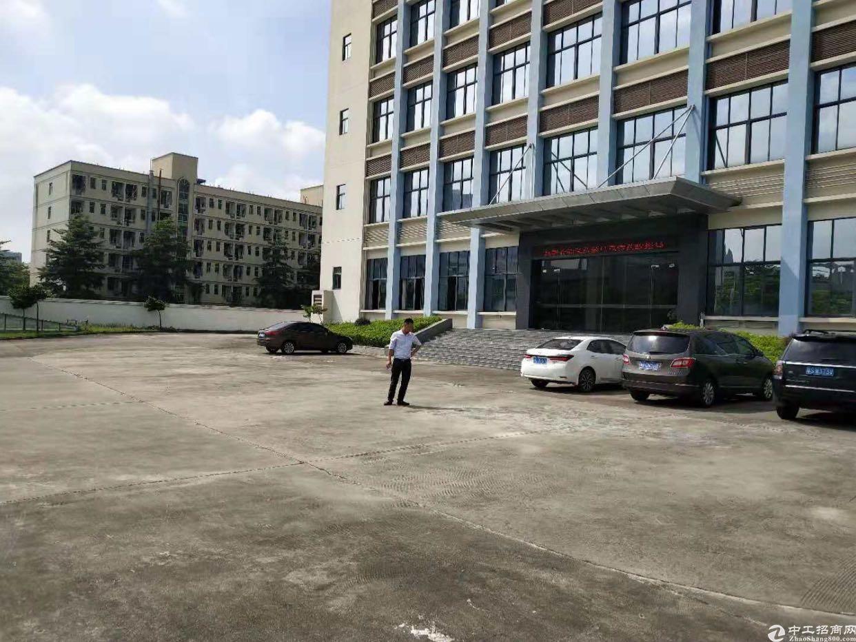 公明田寮南光高速出口附近楼上1500平红本厂房出租