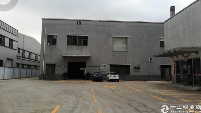 降价了厂房招租环境好离高速路口1公里配套齐全空地大。