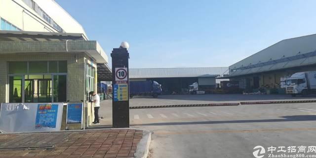 谢岗镇物流仓仓库分租3000平滴水12米带消防喷淋,合同3年