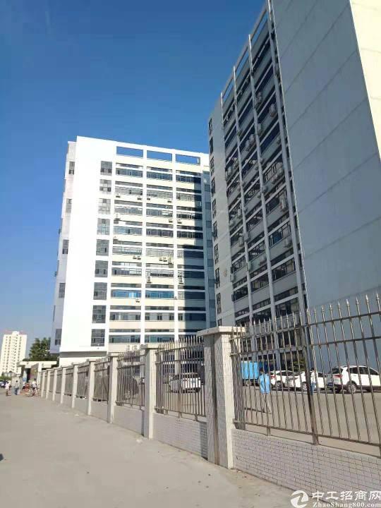 长安沙头空出标准独院厂房带装修3楼1420㎡出租