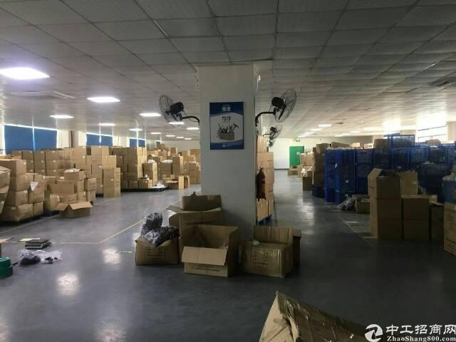 平湖上木古工业区原房东厂房二楼1200平米出租急急急急急