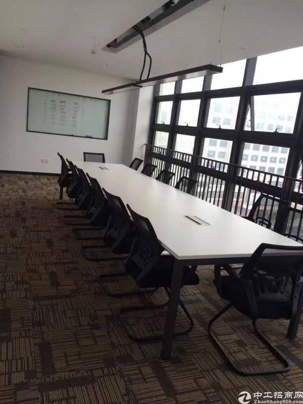 我老板甲级写字楼471平免费转让拎包入驻可容纳110人办公