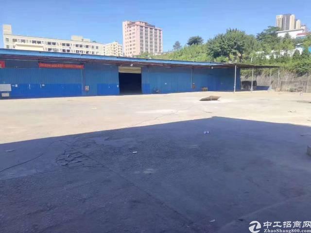 石岩水田龙大高速口新出独院钢构15000平,200平起分租