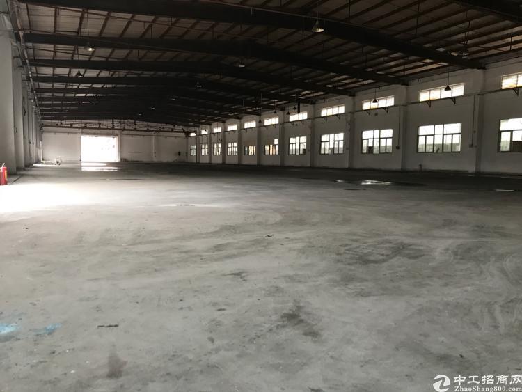 东城单一层钢构厂房出租