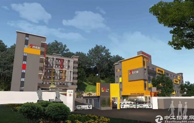 宝安固戍一路办公场地整层1040平方适合研发  贸易  科技
