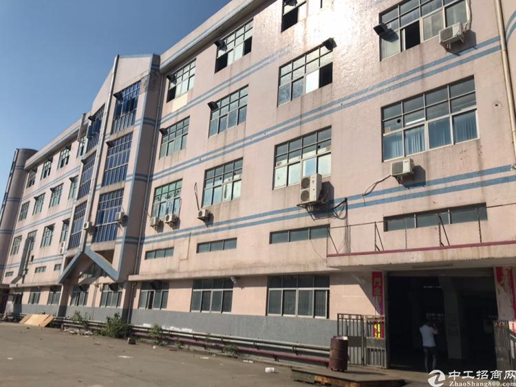西乡银田靠主干道1500平一楼厂房,适合五金加工物流仓库