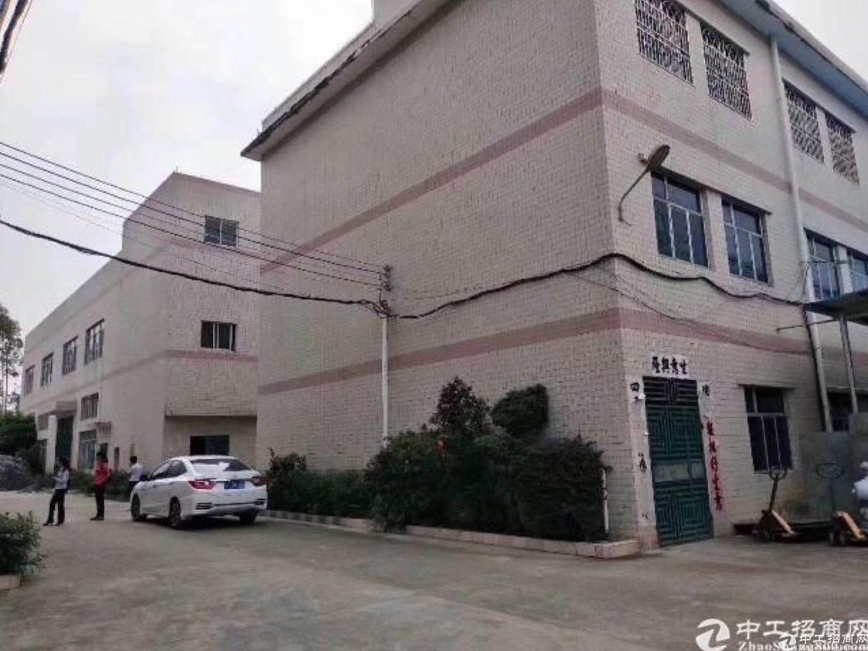 布吉周边新出独门独院厂房2000平方