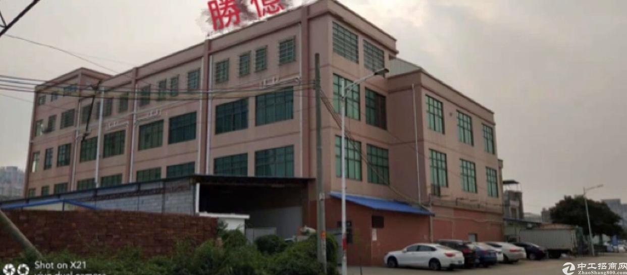 惠州博罗县园洲镇占地2400平米建筑7000平米厂房出售