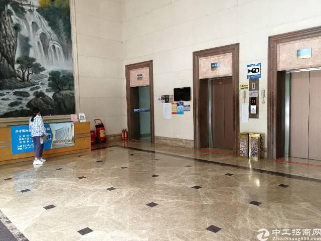 宝安西乡地铁口80至200平米办公写字楼出租