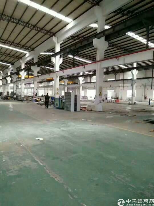 深圳市宝安区公明镇大型钢构厂房招租