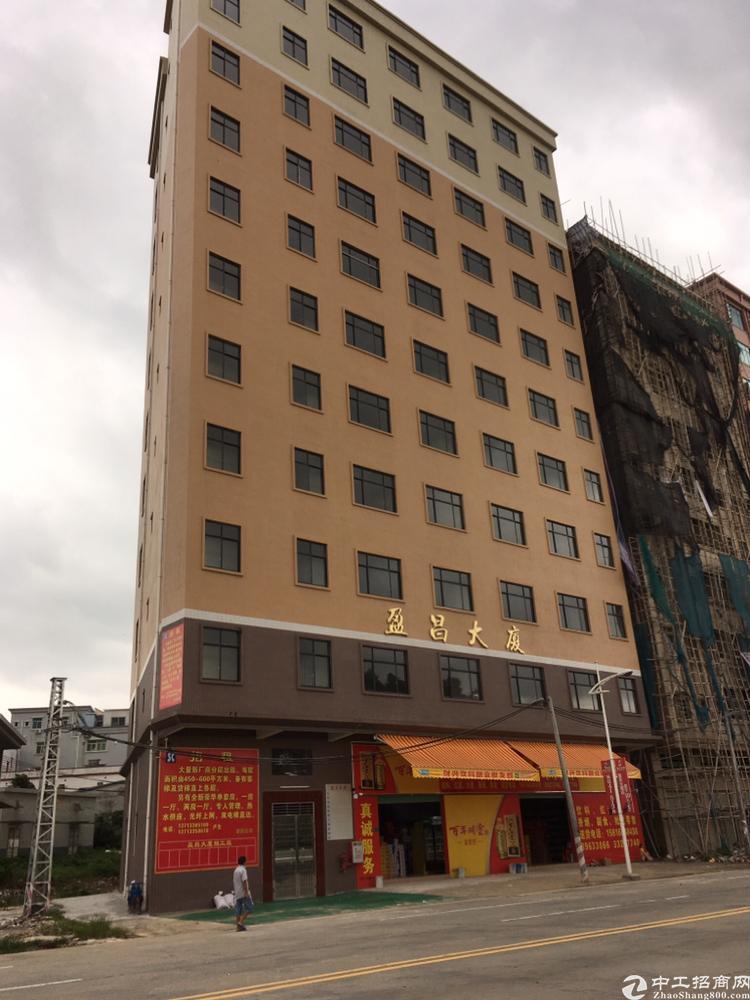 茶山500平方米每层可做办公室或工厂