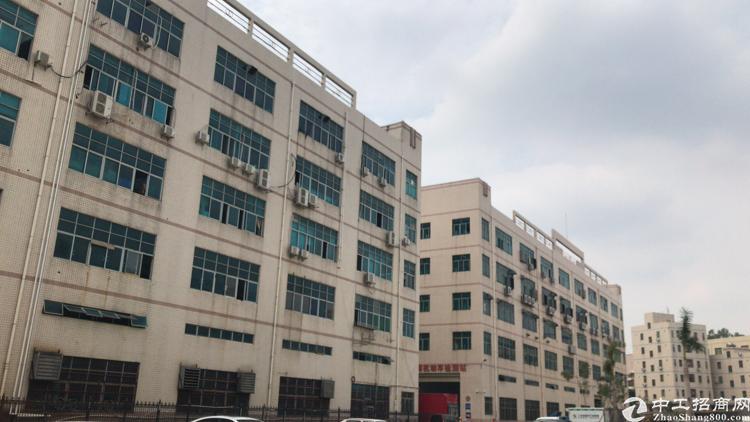 深圳市宝安区厂房出售占地面积27000平米