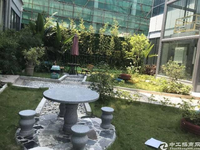 南山西丽塘朗片区独院3层写字楼3200平招租