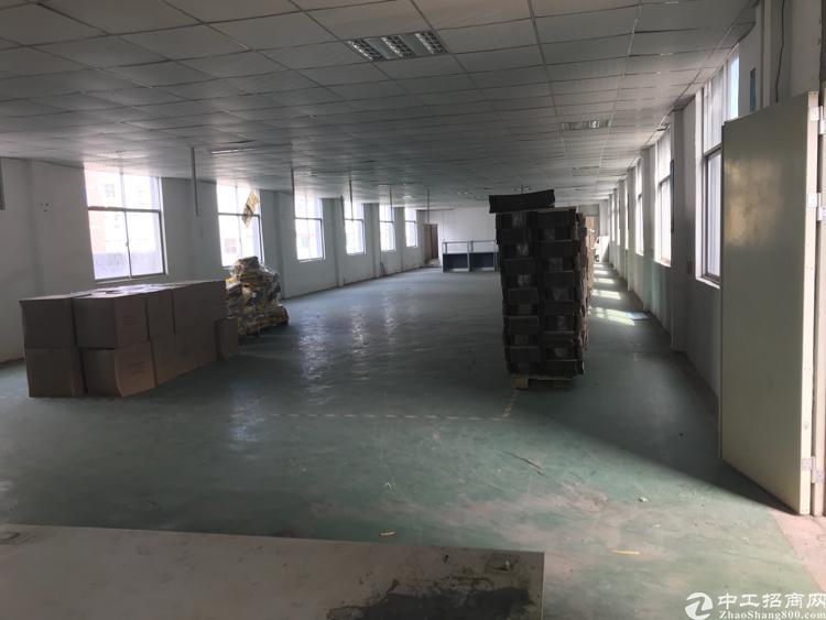 平湖550平带装修厂房出租