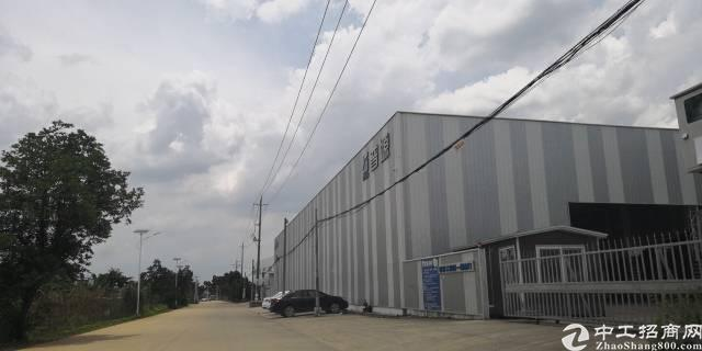 48年全新钢构11700厂房