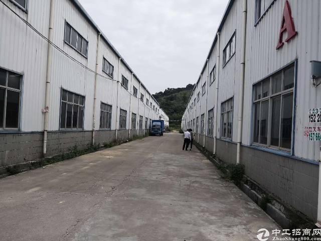 大岭山近长安单一层厂房出售,建筑24000平方,仅售8300