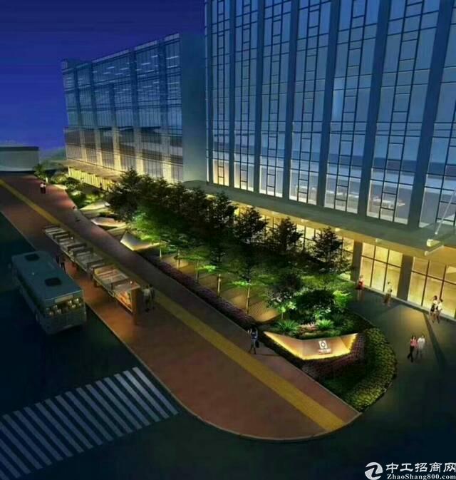 福永地铁站福海商务大厦200平米精装修拎包入驻