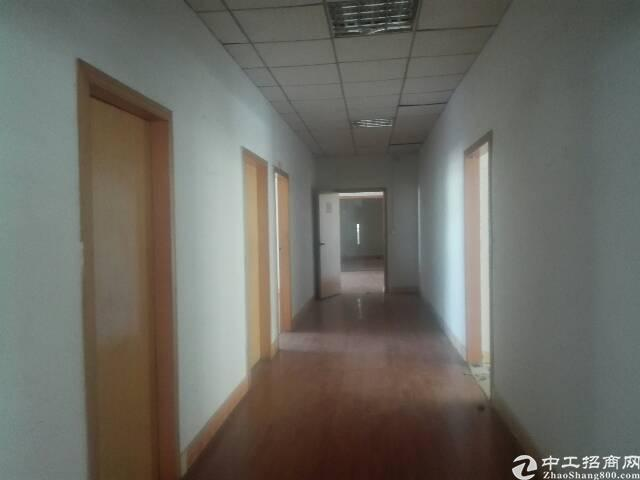 黄江镇北岸村公常路边新出原房东标准一楼750平米厂房招租