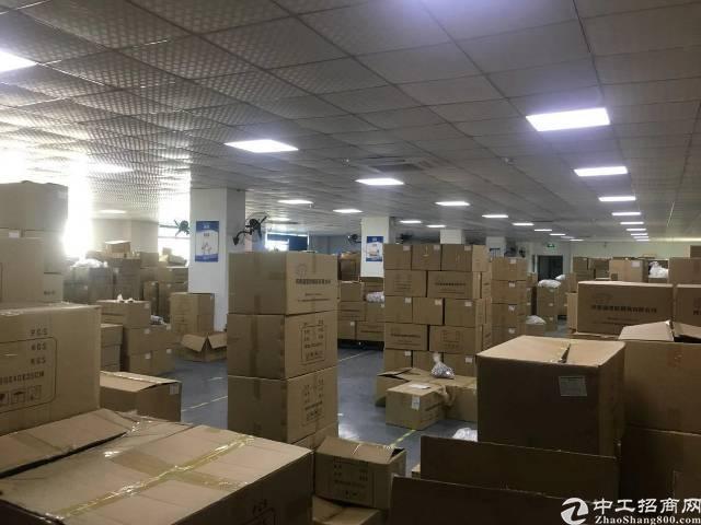 龙岗区平湖上木古工业区三楼1200平方带装修厂房出租-图5