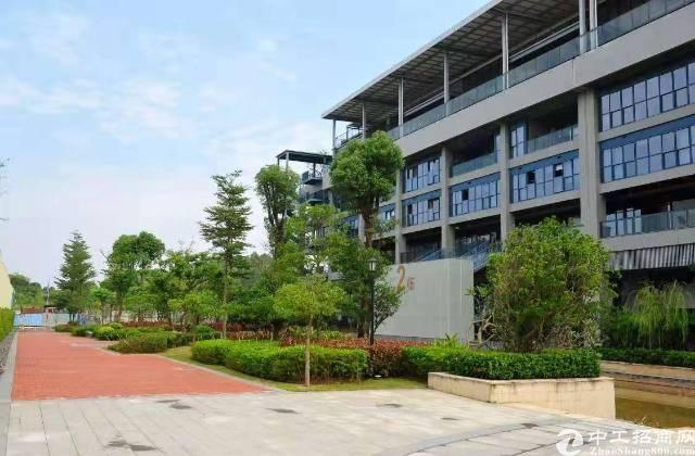 光明新区高新园区花园式厂房1500平每层,共三层4500平