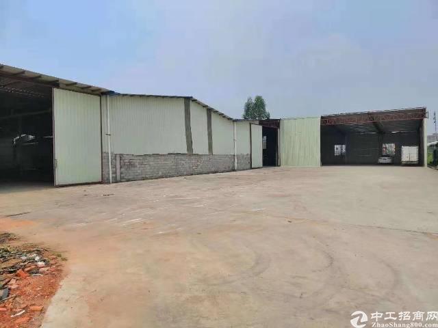 博罗县湖镇租金便宜可以做污染行业的独院厂房出租