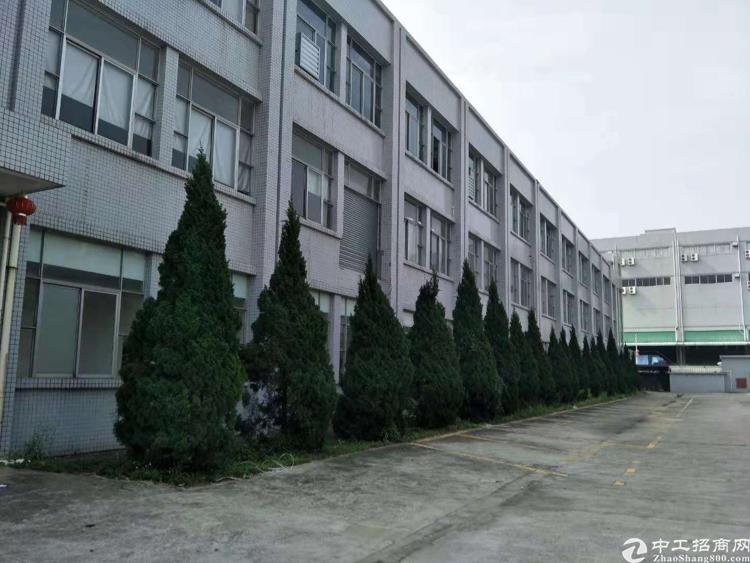寮步新出一楼层高5米五厂房出租